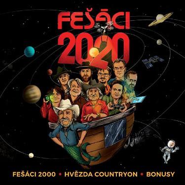 Fešáci - 2020 2CD