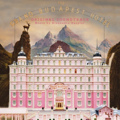 Grand Budapest Hotel (Soundtrack) CD