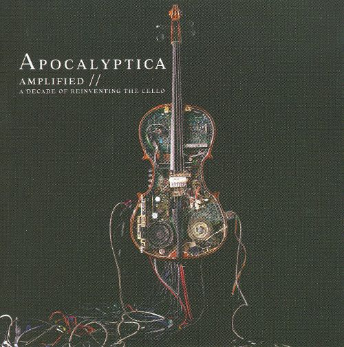 Apocalyptica - Amplified A Decade Of Reinventing 2CD