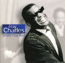 Ray Charles - What´d l Say Live CD
