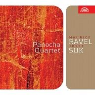Panocha Quartet - Ravel/Suk CD