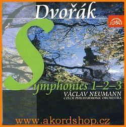Antonín Dvořák - Symphonies (1-2-3)