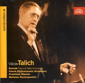 Václav Talich - Special Edition 5 CD