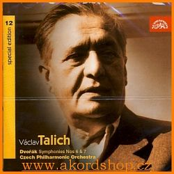 Václav Talich - Special Edition 12 CD