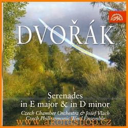 Antonín Dvořák - Serenades