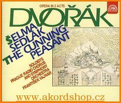 Antonín Dvořák - Šelma sedlák 2CD