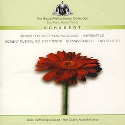 Royal Philharmonic Collection - Schubert CD