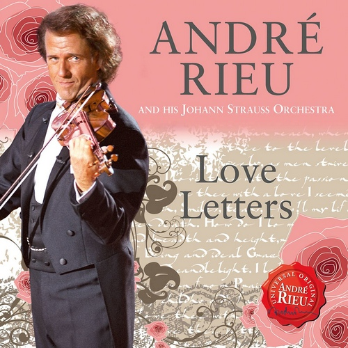 André Rieu - Love Letters CD