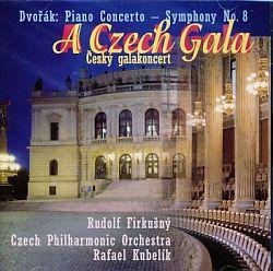 Antonín Dvořák - Piano Concerto, Symphony No.8