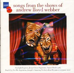 Song From The Shows Of Andrew Lloyd Webber 2CD