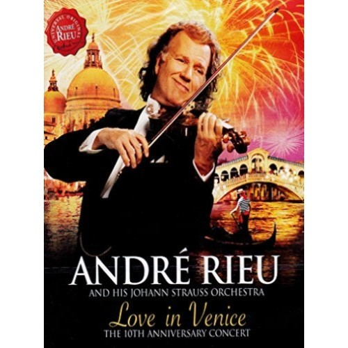 André Rieu - Love In Venice DVD
