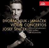 Česká filharmonie - Houslové koncerty