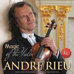 André Rieu - Magic Of The Violin DVD