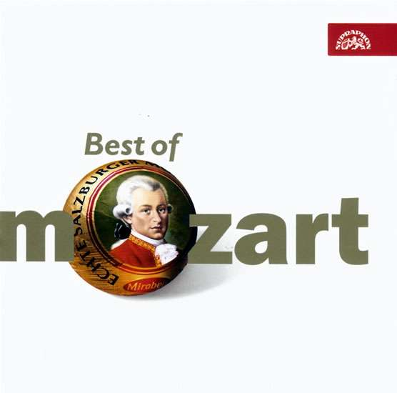 W. A. Mozart - Best Of CD
