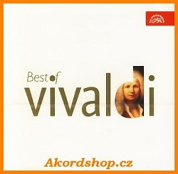 Antonio Vivaldi - Best Of CD