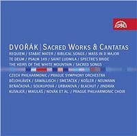 Antonín Dvořák - Duchovní dílo, kantáty