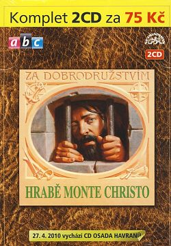 Hrabě Monte Christo (Alexandr Dumas) 2CD