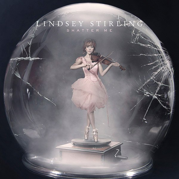 Lindsey Stirling - Shatter Me CD