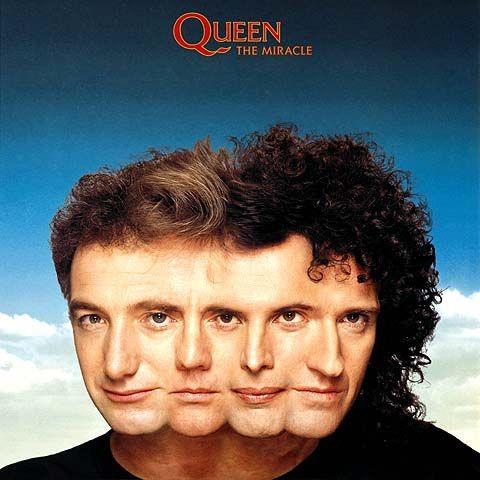 Queen - Miracle (Deluxe edition)