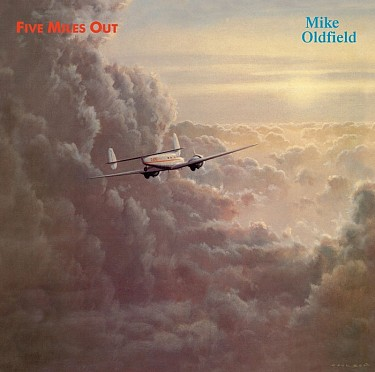 Mike Oldfield - Five Miles Out LP