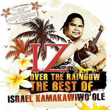 Israel Kamakawiwo'ole - Somewhere Over the Rainbow CD