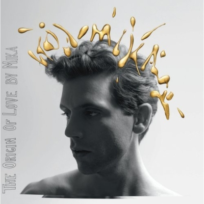 Mika - Origin Of Love CD