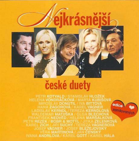 Nejkrásnější české duety