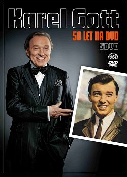 Karel Gott - 50 let na 5DVD