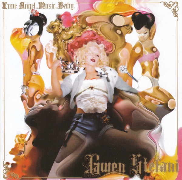 Gwen Stefani - Love Angel Music Baby