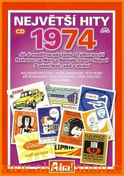 Největší hity 1974