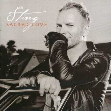 Sting - Sacred Love CD