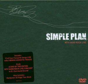Simple Plan - MTV Hard Rock Live