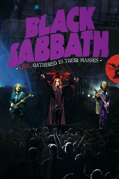 Black Sabbath - Live (Gathered In Their Masses)