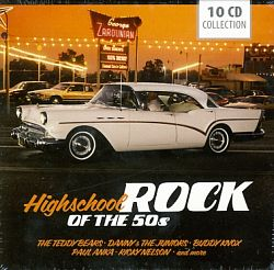 Highschool Rock - Of The 50´s