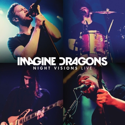 Imagine Dragons - Night Visions/Live CD/DVD