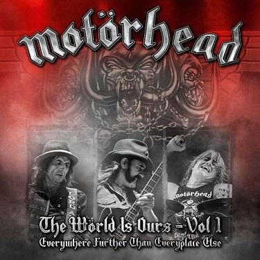 Motörhead - World Is Ours vol.1