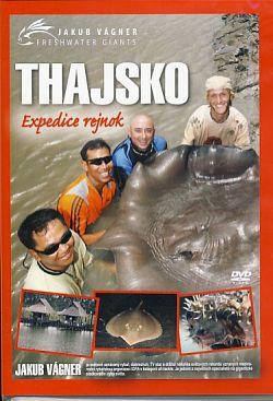 S Jakubem na Rybách - Thajsko expedice rejnok