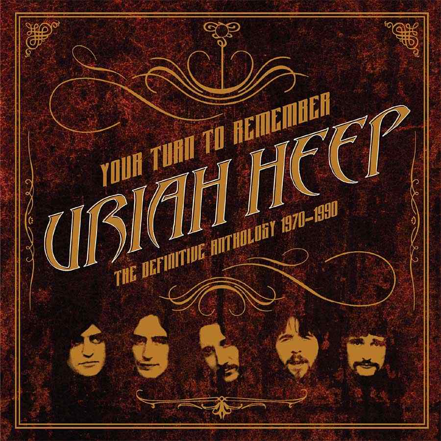 Uriah Heep - Definitive Anthology