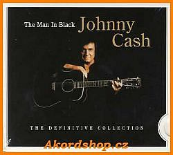 Johnny Cash - Man In Black CD