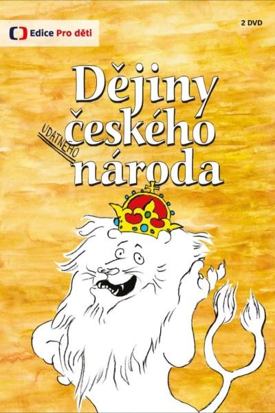 Dějiny udatného českého národa (Reedice) 2DVD