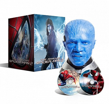 Amazing Spider-Man 2 Blu-Ray 3D