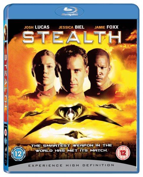 Stealth: Přísně tajná mise Blu-Ray