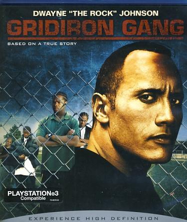 Gang v útoku Blu-Ray