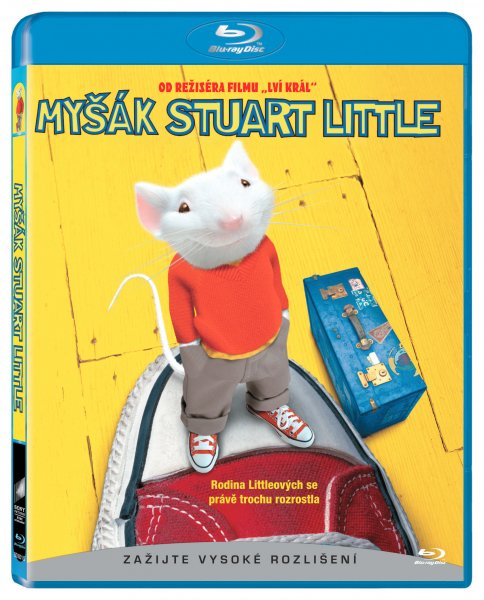 Myšák Stuart Little