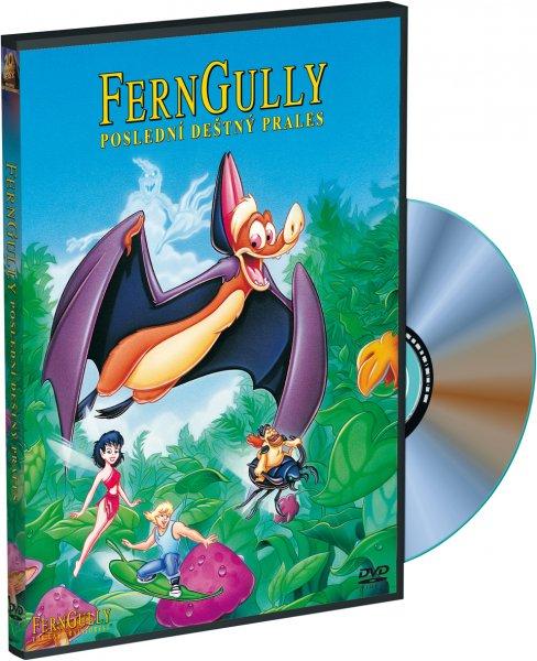 Ferngully - Poslední deštný prales DVD