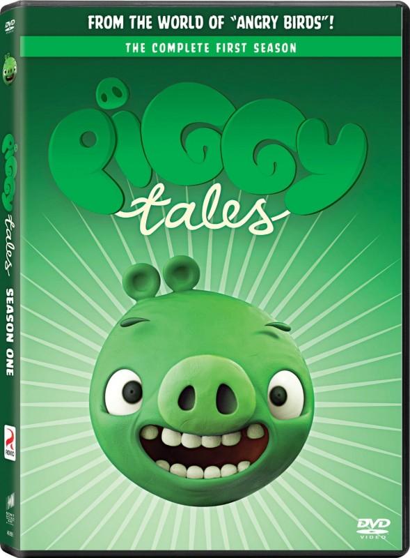 Angry Birds - Prasátka 1. série