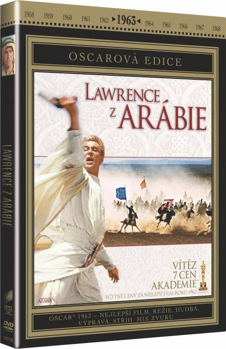Lawrence z Arábie DVD (Oscar edice)