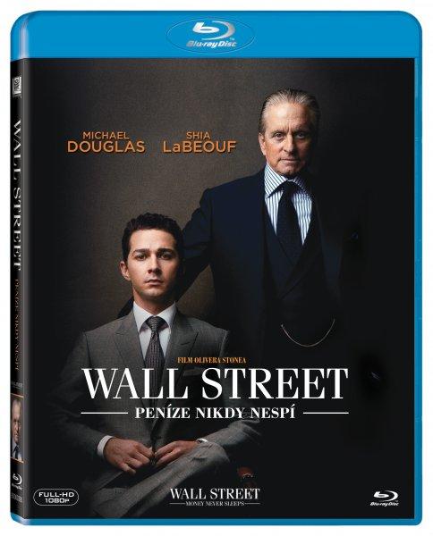 Wall Street - Peníze nikdy nespí