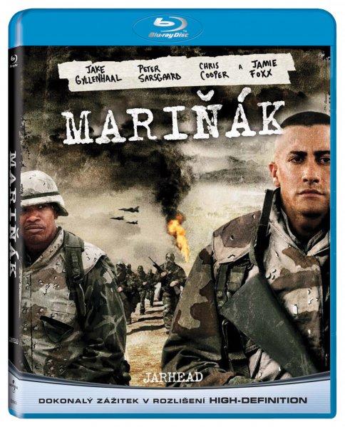 Mariňák Blu-Ray