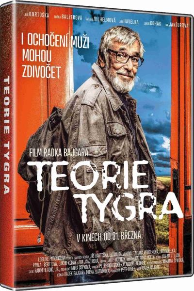 Teorie tygra DVD